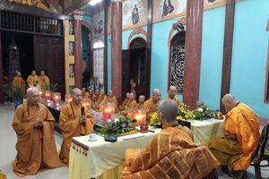 TP.HCM : Phật giáo Q.1 trang nghiêm khai hạ