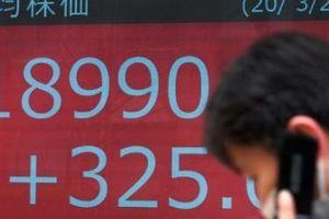 Giá dầu đi lên, chứng khoán Nhật Bản bật tăng phiên đầu tuần