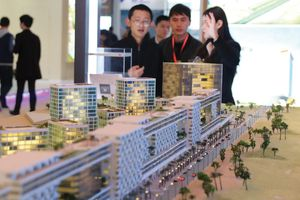 Trung Quốc đi bước đầu tại thị trường đầu tư địa ốc 3.000 tỷ USD