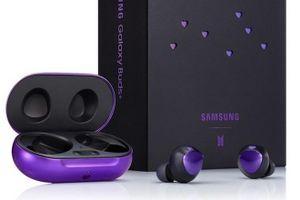 Samsung sắp tung ra Galaxy S20+ phiên bản BTS dành tặng các ARMY