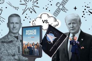 Lực lượng Không gian Mỹ đã chậm chân hơn Netflix