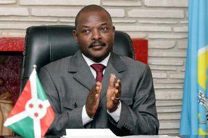 Tổng thống Burundi đột ngột qua đời ở tuổi 56
