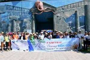 80 đơn vị lữ hành khảo sát các điểm du lịch ở Nha Trang – Khánh Hòa
