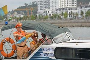 Một người tử vong sau va chạm với xuồng tuần tra của Cảnh sát trên biển ở TP Hạ Long