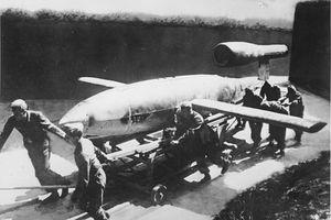Vì sao 'tên lửa hành trình' V-1 Buzz không cứu nổi Đức quốc xã?