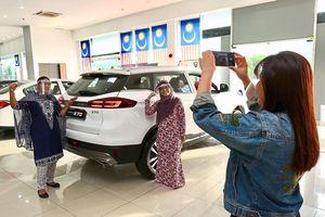 Malaysia miễn thuế tiêu thụ khi mua ôtô