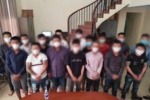 Bắt được kẻ cầm đầu băng nhóm 200 thanh niên áo cam mang hung khí đập phá quán