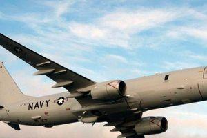 Chiến sự Syria: Lý do 'thần biển' Poseidon P-8A Mỹ áp sát căn cứ Nga ở Syria