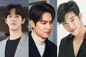 4 mỹ nam Hàn có khả năng 'hất văng' Lee Min Ho trong tương lai
