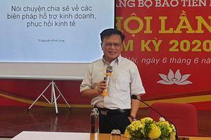 TS.Nguyễn Đình Cung: Chính phủ cần hỗ trợ 'ra tấm ra món', hỗ trợ dàn trải như hiện nay không hiệu quả