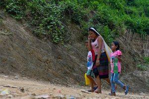 Những ngôi làng khát - Kỳ 1: Thiếu nước từ vùng xuôi lên miền ngược