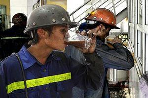 Bảo vệ sức khỏe cho người lao động trong thời tiết nắng nóng