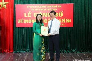 Lào Cai, Nghệ An, Phú Yên điều bộ, bổ nhiệm lãnh đạo mới