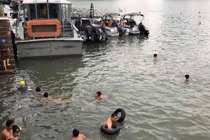 Người đàn ông tử vong ở khu vực cấm tắm biển ở Quảng Ninh