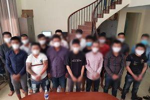 Vụ 200 thanh niên đập phá quán nhậu: Bắt đối tượng cầm đầu
