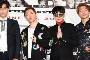 Cứ tưởng BIGBANG comeback ở Coachella, ai ngờ sân khấu tái hợp bị hủy bỏ vì lí do bất khả kháng làm fan tiếc ngẩn ngơ