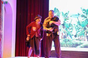 'Thị Nở Chí Phèo' 'lên đường' chinh phục khán giả phía Nam
