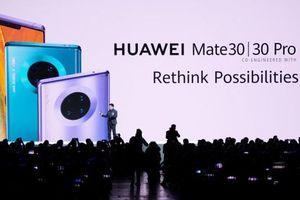 Chính quyền Trump phá 'giấc mộng đế vương' của Huawei