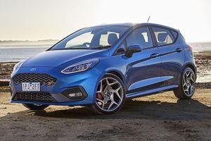 Ford Fiesta có thêm công nghệ mild hybrid