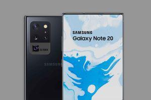 Thông tin mới về Galaxy Note20