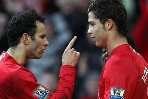 Giggs tiết lộ hành động bất kính nhất của Ronaldo