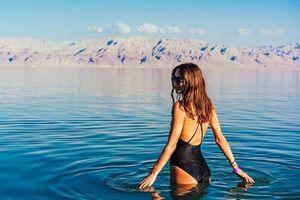 Biển Chết - hồ nước mặn nhất thế giới sắp hoàn toàn biến mất