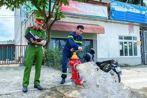 Chưa hết lo với điều kiện phòng cháy, chữa cháy tại huyện Mê Linh