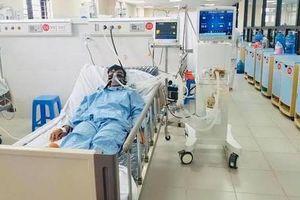 Bệnh nhân nguy kịch, suy đa phủ tạng vì chủ quan với vết thương nhỏ