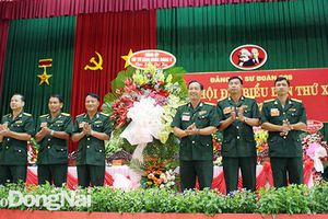 Khai mạc Đại hội đại biểu lần thứ X Đảng bộ Sư đoàn 309