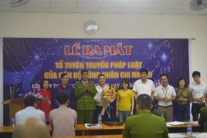 Công tác PBGDPL ở Quảng Yên: Chọn những gì dân cần
