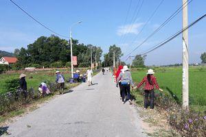 Đảng viên đi trước nêu gương ở Đông Mai