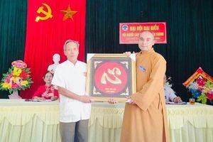 Chùa Chí Linh hỗ trợ chăm sóc người cao tuổi