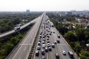 Đầu tư mở rộng tuyến cao tốc TP.HCM - Long Thành - Dầu Giây lên quy mô 10 - 12 làn xe