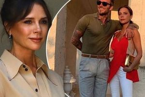 Bà Becks bỗng đượm buồn vì thời gian phong tỏa sắp kết thúc, nguyên nhân thì có liên quan tới David Beckham