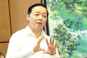 Bộ trưởng Trần Hồng Hà: 'Rác thải sinh hoạt là một dạng tài nguyên'
