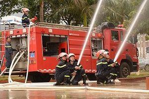Đẩy mạnh công tác phòng cháy chữa cháy và cứu nạn cứu hộ trên địa bàn TP Hà Nội
