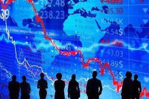 Cổ phiếu ngân hàng lao dốc, các chỉ số đột ngột giảm sâu
