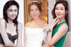 Phận đời 3 mỹ nhân TVB cùng tên Hân: người mang tiếng giật chồng, kẻ lận đận đủ đường