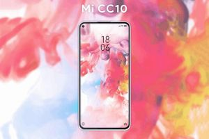 Xiaomi Mi CC10 - Khả năng Zoom siêu khủng, soán ngôi Galaxy S20 Ultra