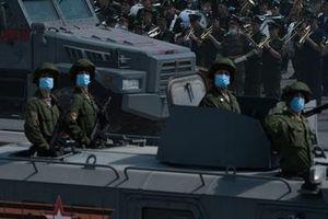 Dàn khí tài 'khủng' đổ về Moscow sẵn sàng duyệt binh mừng Chiến thắng