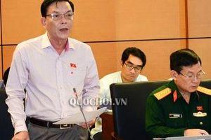 'Cảnh sát môi trường làm theo lệnh Bộ trưởng Tài nguyên thì không hợp lý'
