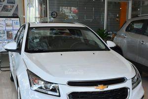 Triệu hồi xe ô tô Chevrolet Cruze, Orlando và Trax