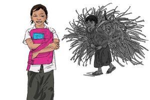 Ứng phó nguy cơ tăng lao động trẻ em do Covid-19