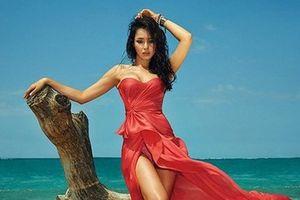 Mê mẩn nhan sắc 'mỹ nhân nóng bỏng nhất Hàn Quốc' Honey Lee