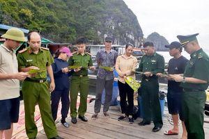 Tuyên truyền, phổ biến pháp luật cho các chủ lồng bè trên đảo Cát Bà