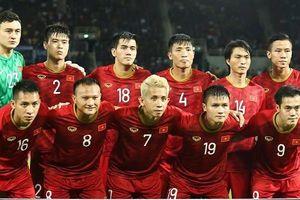 Đội tuyển Việt Nam tiếp tục giữ vững vị thế số 1 Đông Nam Á