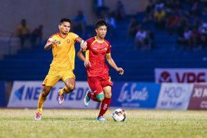 Thanh Hóa chia điểm Sông Lam Nghệ An ngày ra mắt tân 'thuyền trưởng'