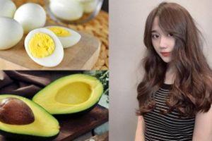 Những thực phẩm này là 'thần dược' giúp mái tóc dày mượt, chị em tóc mỏng hay rụng nhất định phải biết