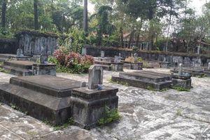 Khu lăng mộ độc nhất vô nhị trong chùa Từ Hiếu ở Huế