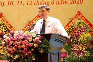 Đồng chí Lê Anh Xuân tái đắc cử Bí thư Thành ủy Thành phố Thanh Hóa khóa XXI, nhiệm kỳ 2020-2025